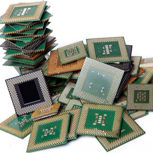 CPU, Kunststoff, gemischt