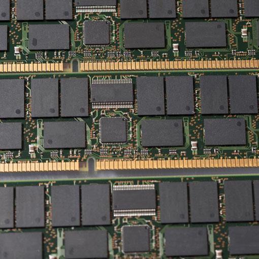RAM mit Gold-Kontakten