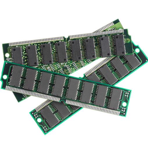 RAM mit Silber-Kontakten