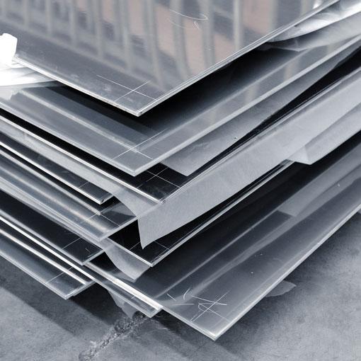 Alu-Offsetplatten