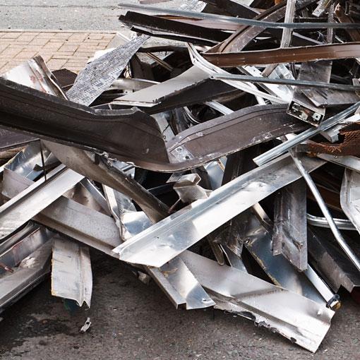 Aluminium, gemischt