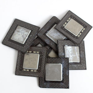 CPU, Keramik, gemischt