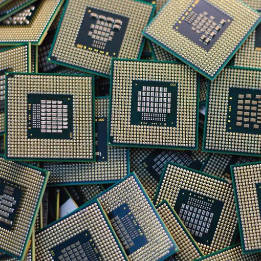 CPU, Kunststoff