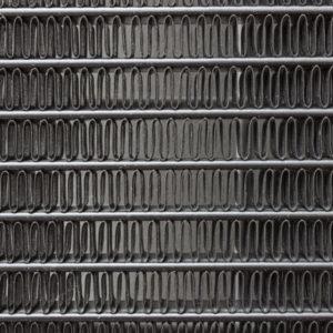 Kupfer-Messing-Kühler, rein