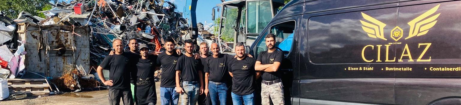 Cliaz Metalle Mitarbeiter